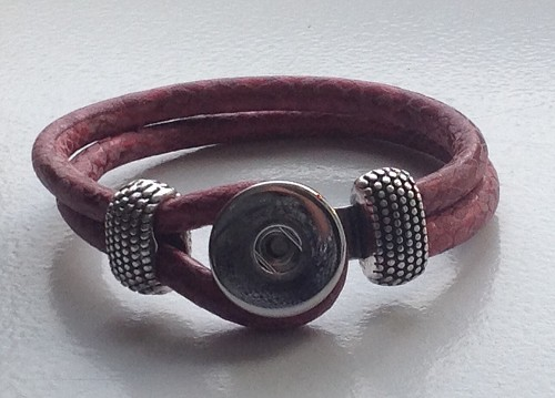 Armband voor click button
